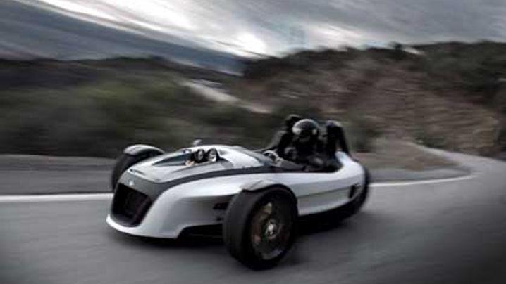 VW-Studie GX3: Grünes Licht vom Publikum?