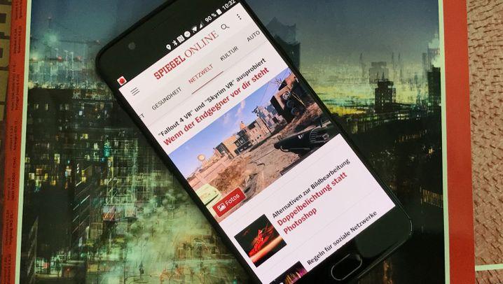 Neues High-End-Smartphone: Das OnePlus 5 im Test