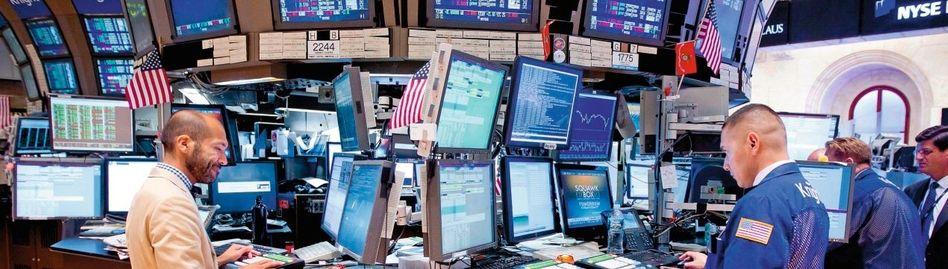 Aktienbörse in New York