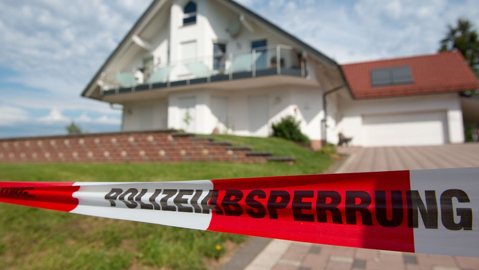 Tatort im hessischen Wolfhagen: Stephan Ernst ist geständig