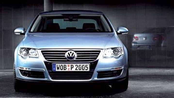 VW Passat: Bürgers King