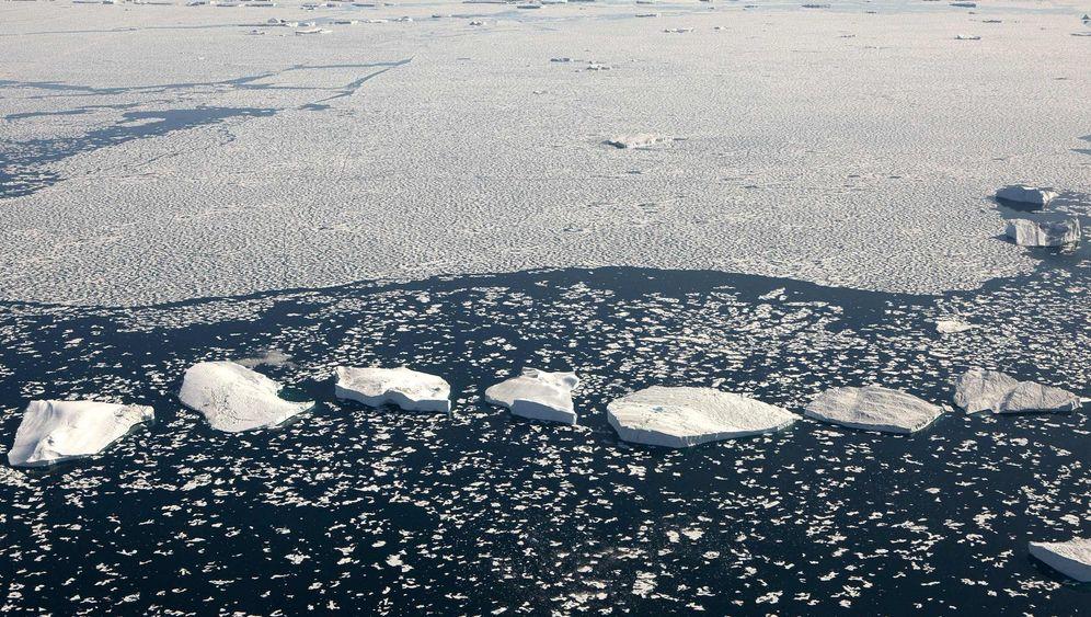 Arktis: Rückgang der Eismassen
