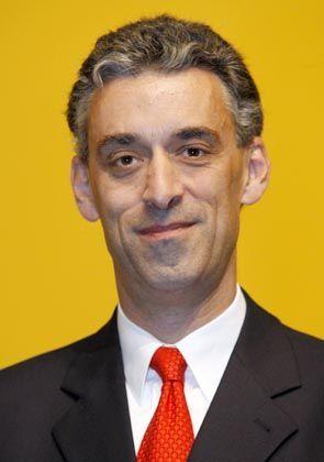 Frank Appel: Über Umwege auf den Chef-Sessel der Deutschen Post