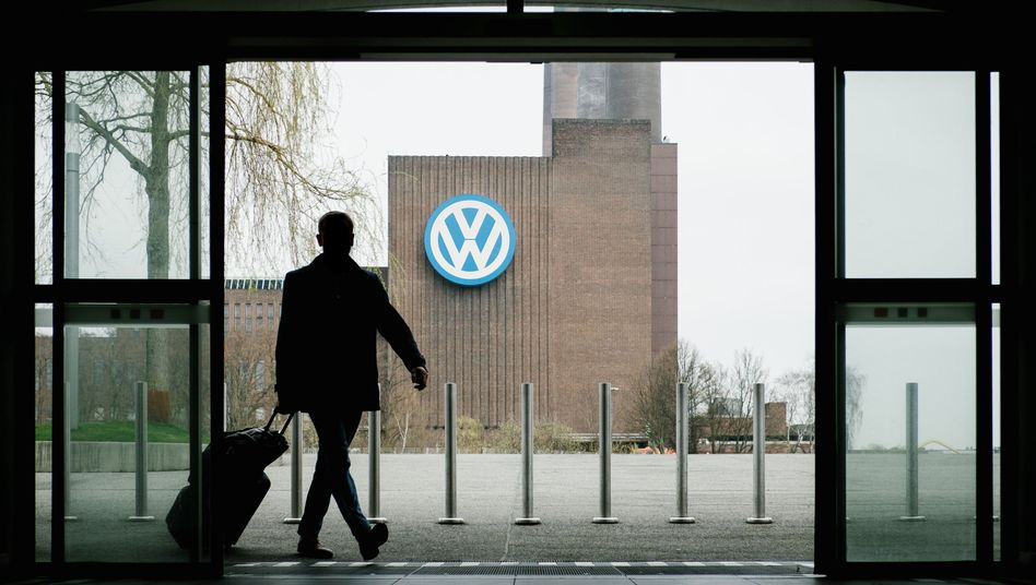 VW-Werk in Wolfsburg