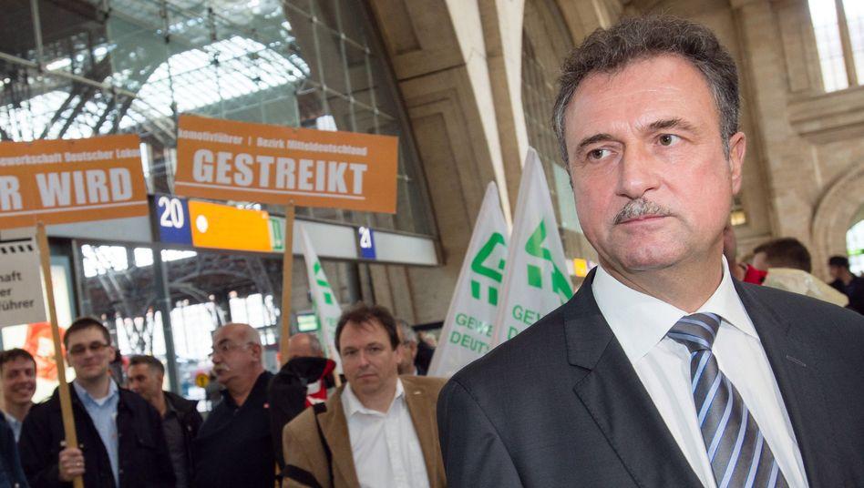 """GDL-Chef: """"Der Rückhalt für Weselsky bröckelt"""""""
