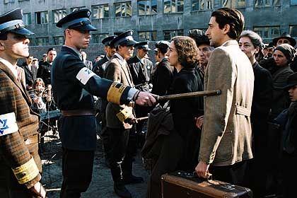 """Szene aus """"Der Pianist"""": """"wer wäre imstande, das Unvollstellbare zu zeigen?"""""""