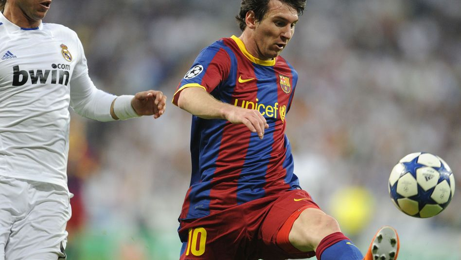 Barça-Profi Messi (r.): Kein Spiel am Wochenende