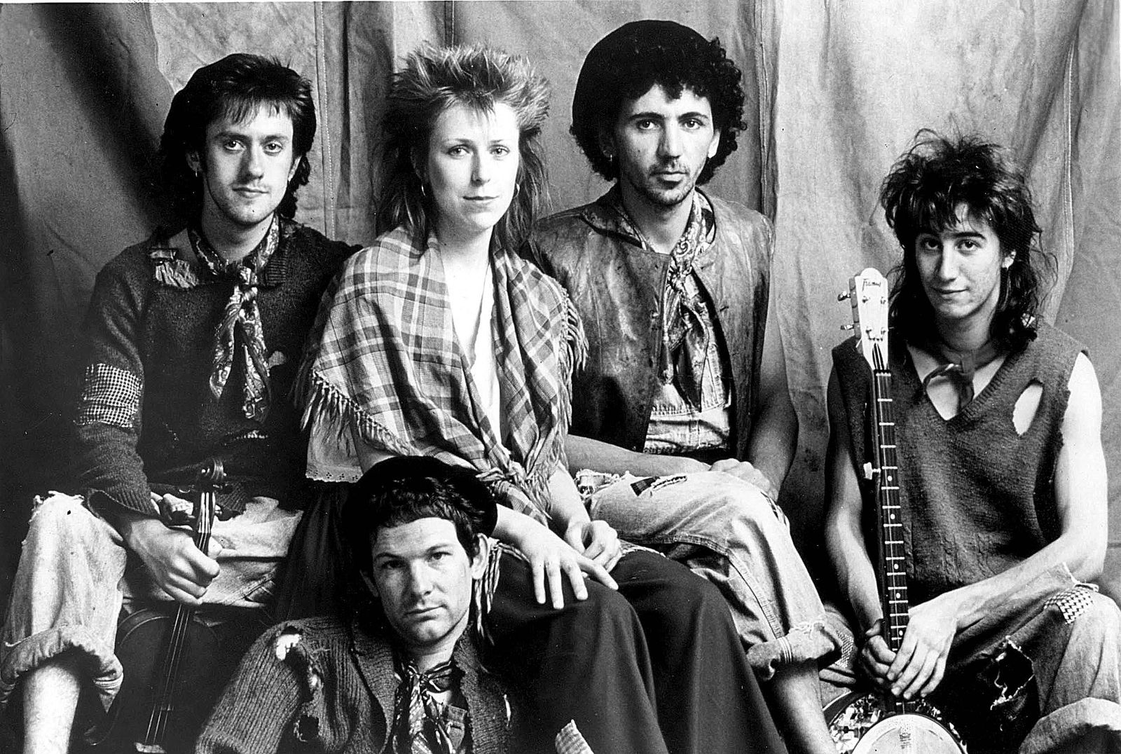 Jan 1 KEVIN ROWLAND AND DEXY S MIDNIGHT RUNNERS SUPPLIED BY POLYGRAM RECORDS PUBLICATIONxINxG