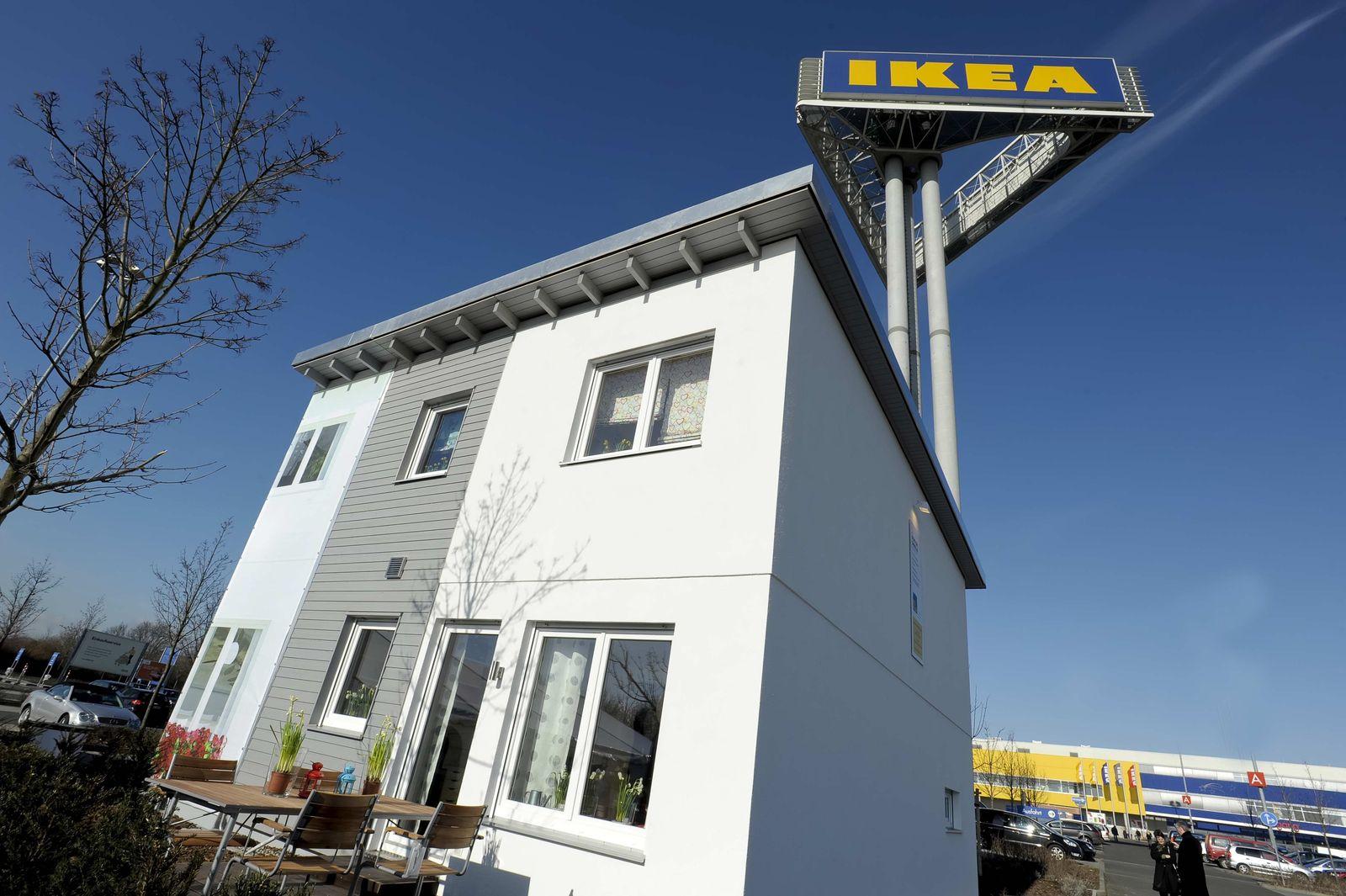 Ikea Musterhaus BOKLOK
