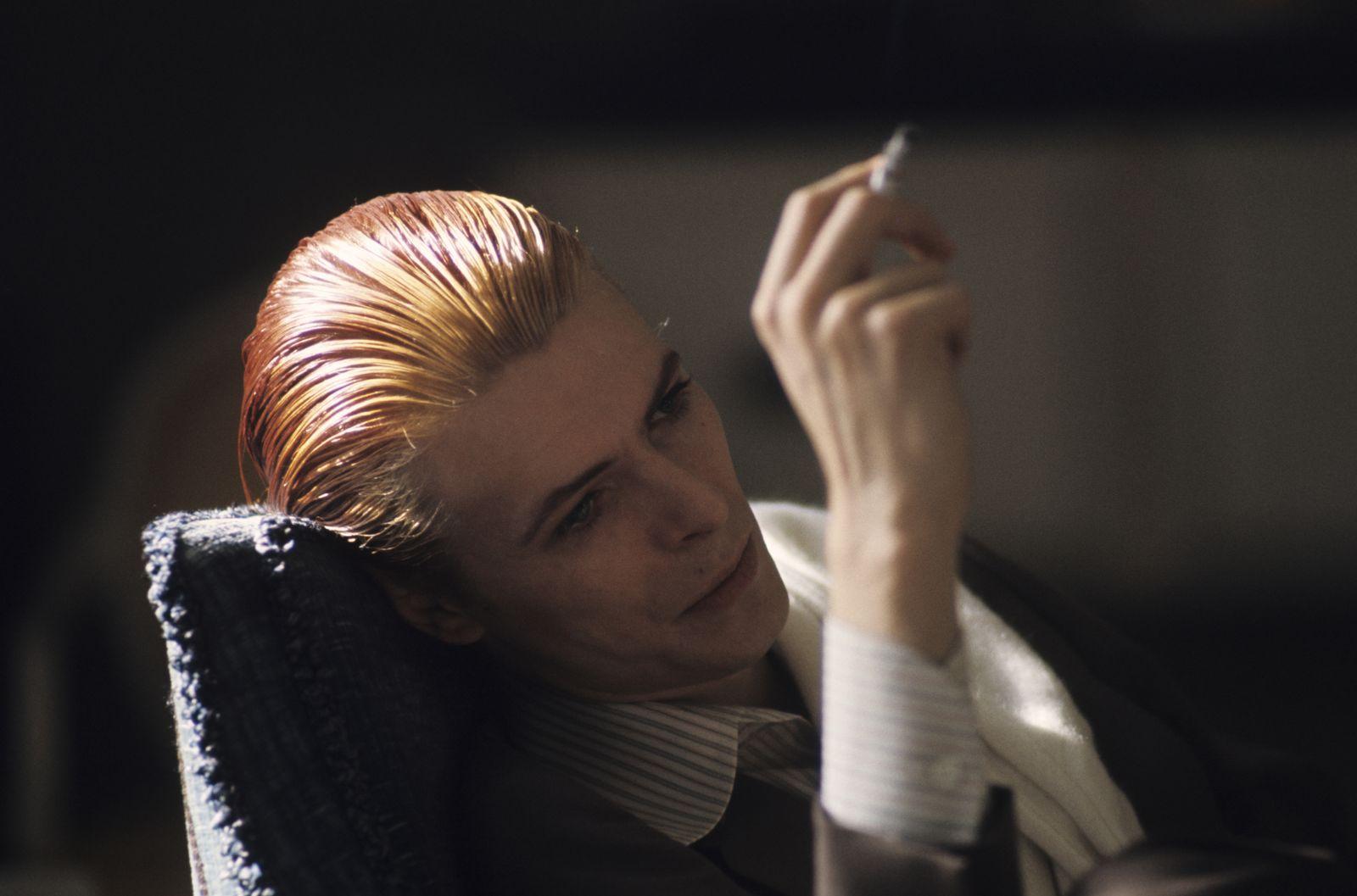 EINMALIGE VERWENDUNG David Bowie