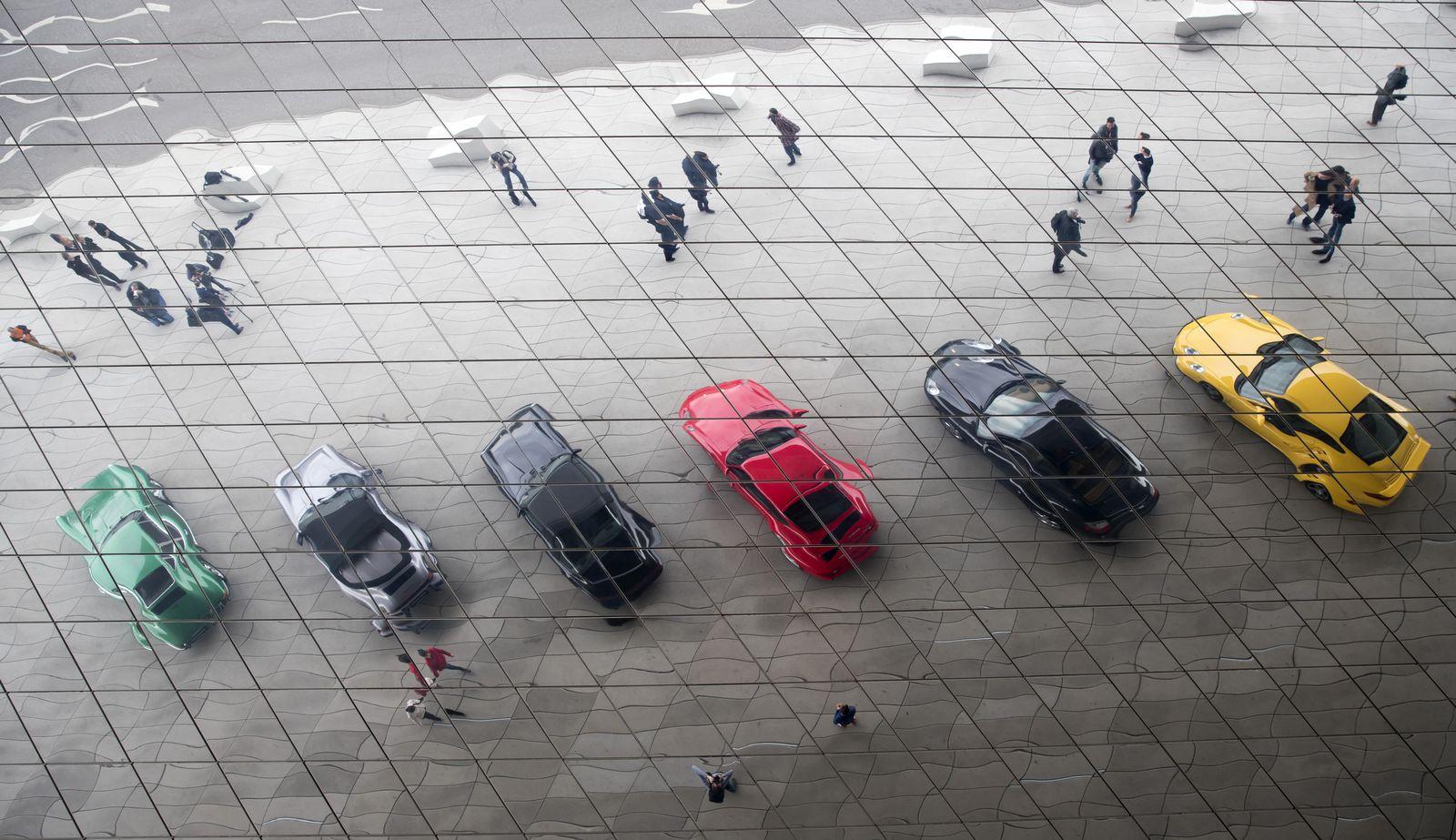 Porsche 911 Stuttgart