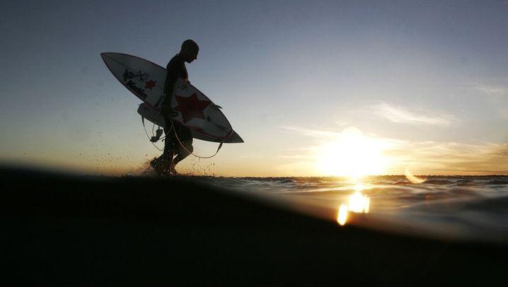 Kalifornien: Beste Bedingungen für Surfer