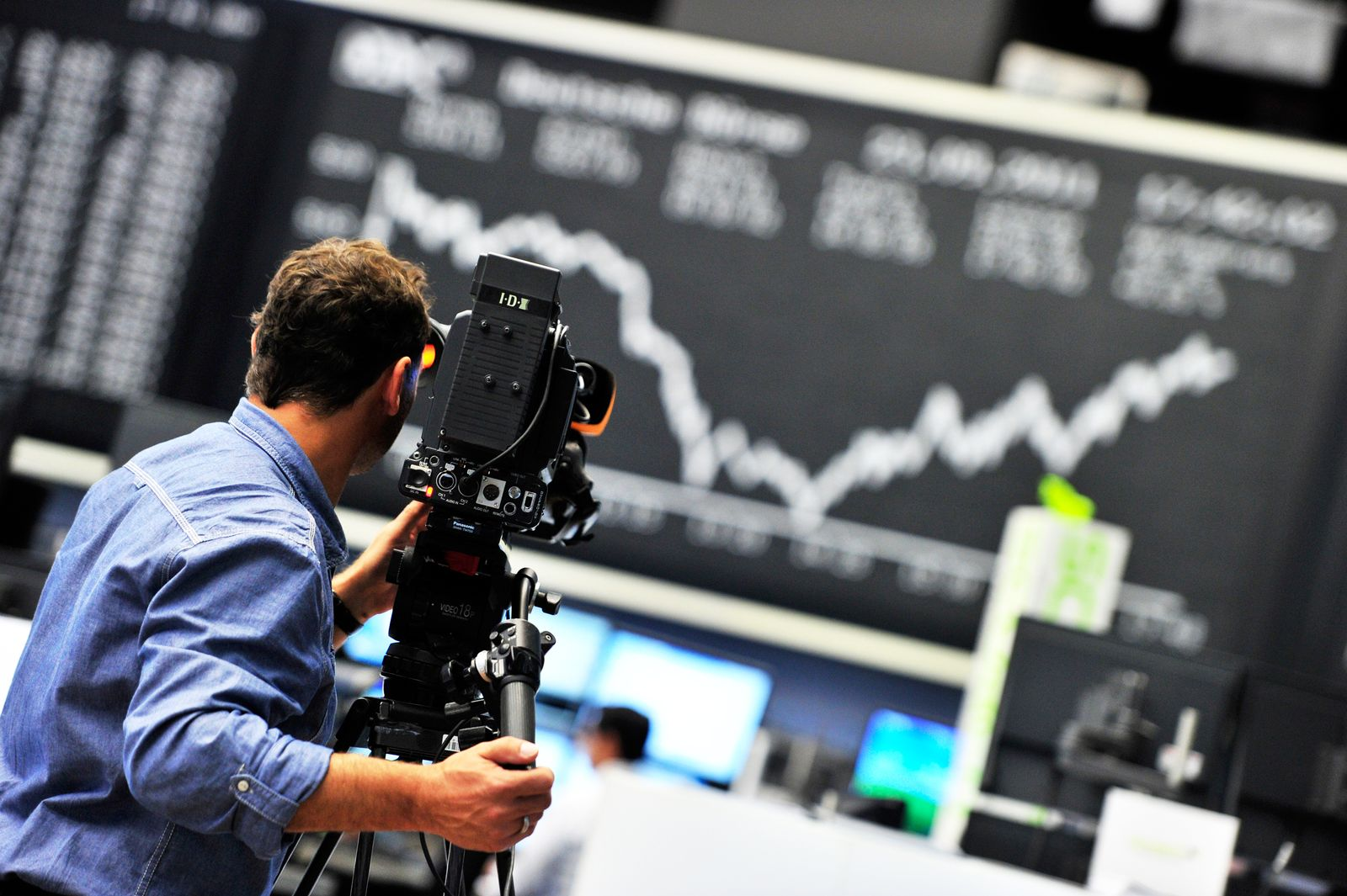 Börse Frankfurt / DAX / Plus