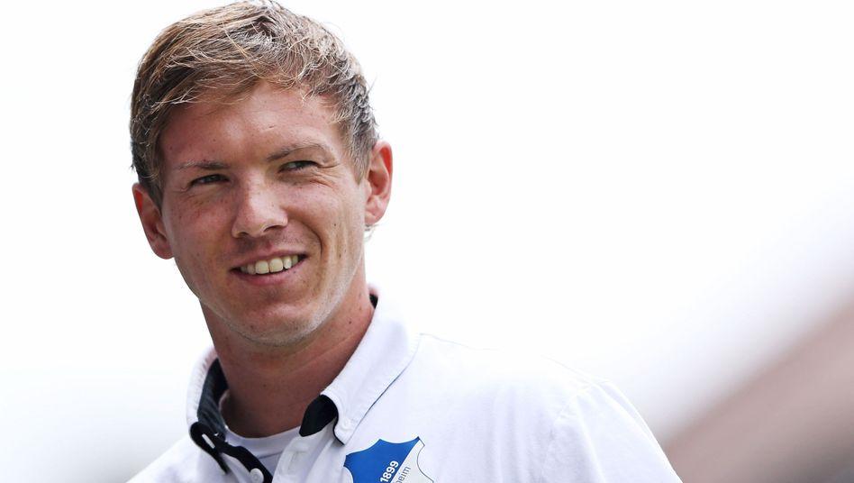 Hoffenheims Hoffnungsträger Nagelsmann: Nachwuchstrainer und Trainernachwuchs