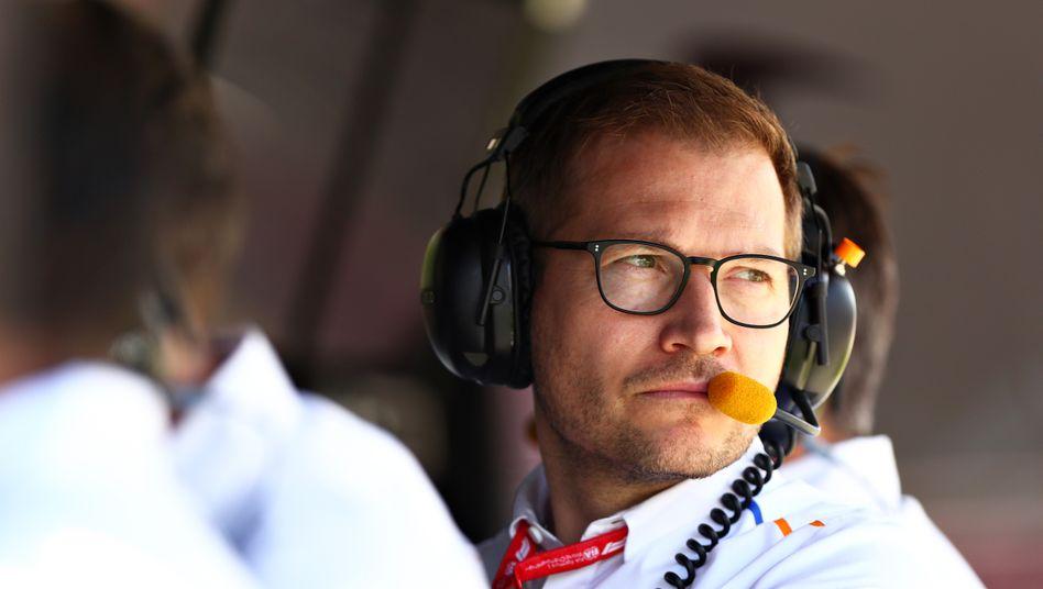"""McLaren-Teamchef Andreas Seidl: """"Das Schwierigste in meinen 20 Jahren Motorsport"""""""