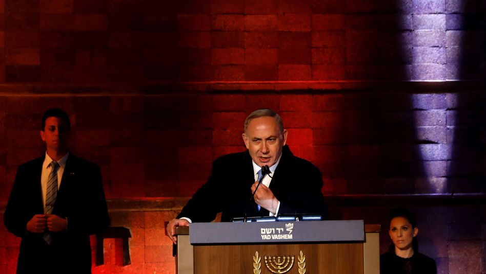Israels Premier Netanyahu