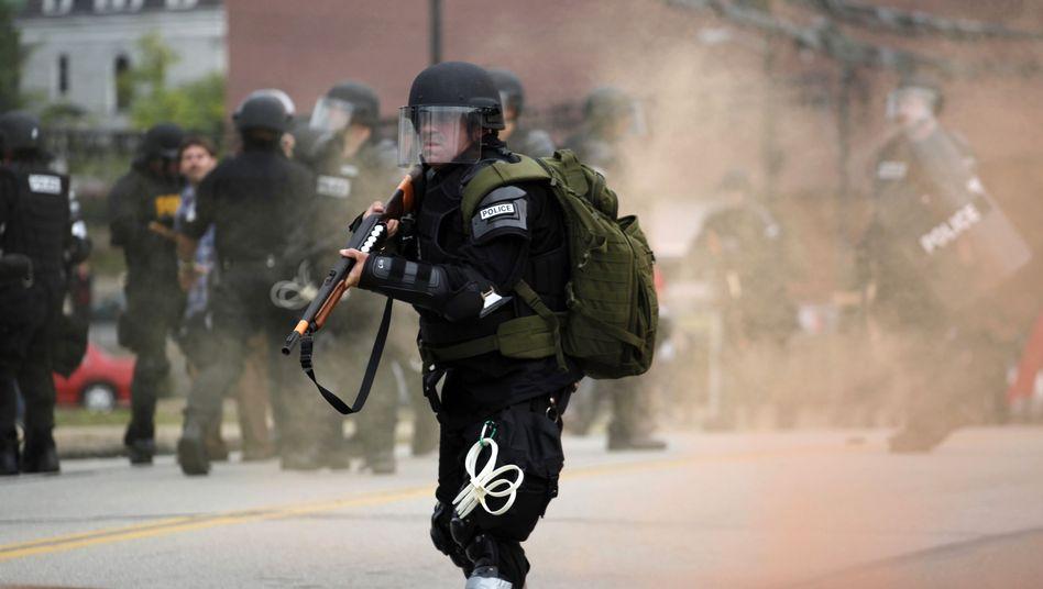 Gipfel in Pittsburgh: Polizei setzt Reizgas gegen G-20-Gegner ein