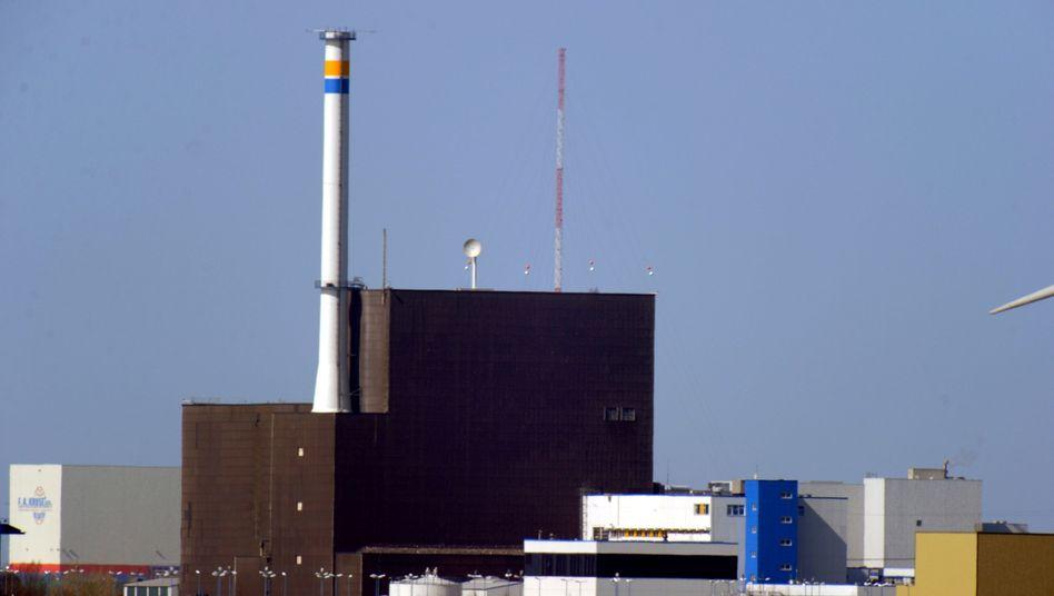 Atomkraftwerk in Brunsbüttel