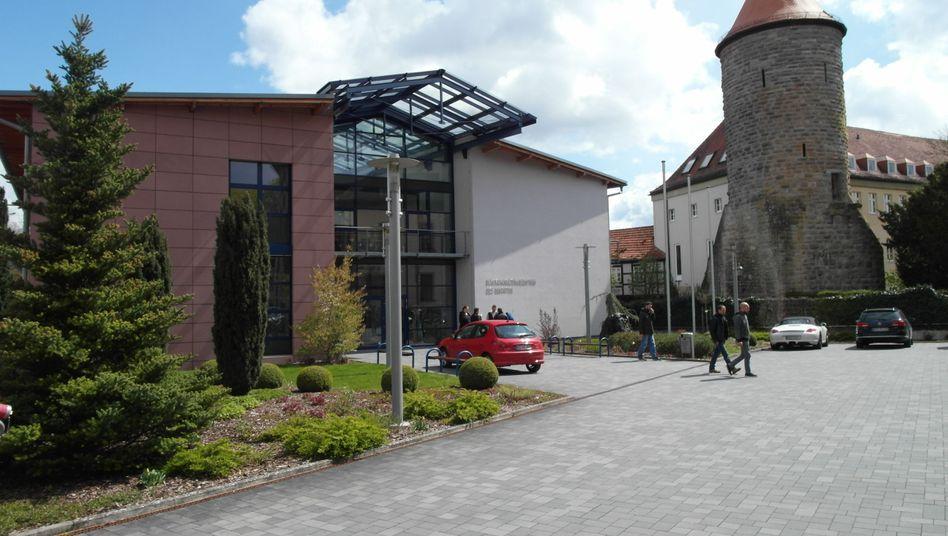 Berufsausbildungszentrum der Bestatter in Münnerstadt