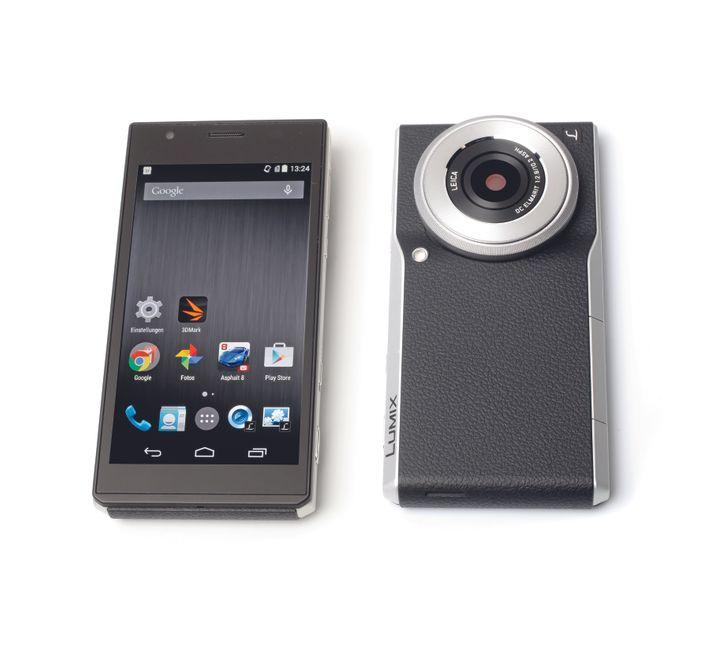 Smartphonesmit größeren Sensoren wie dasPanasonic DMC-CM1 oder mitZoom wiedas Samsung Galaxy Zoomverkaufen sich nicht gut