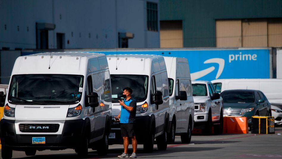 Amazon-Fahrer: Trinkgelder jahrelang vorenthalten
