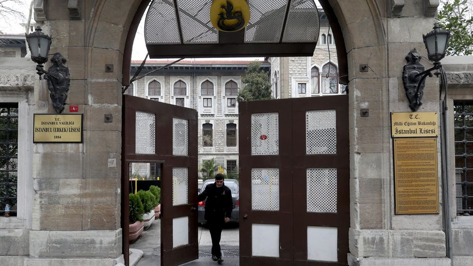 Deutsch-Türkische Schule in Istanbul