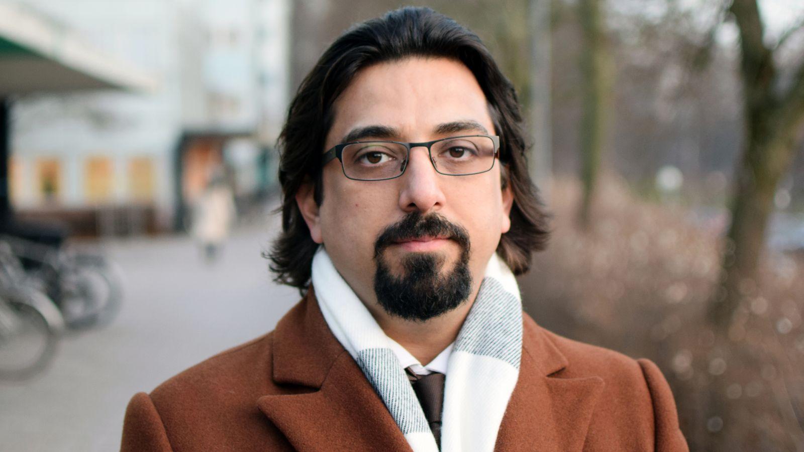 Amir Mohammadi Rostami