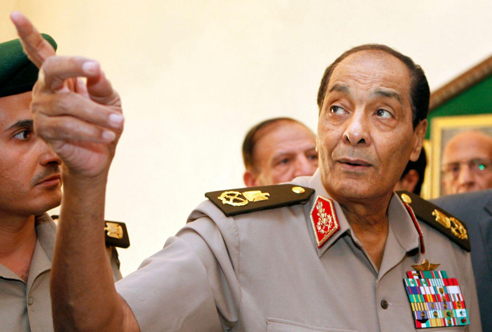 FILES-EGYPT-POLITICS-TANTAWI