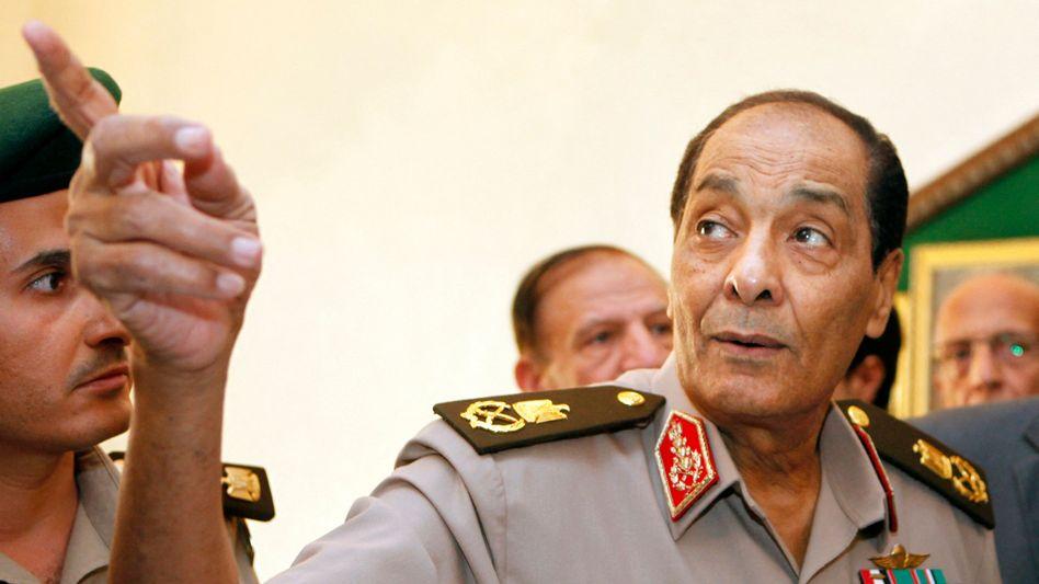Ägyptens ehemaliger Militärchef Hussein Tantawi