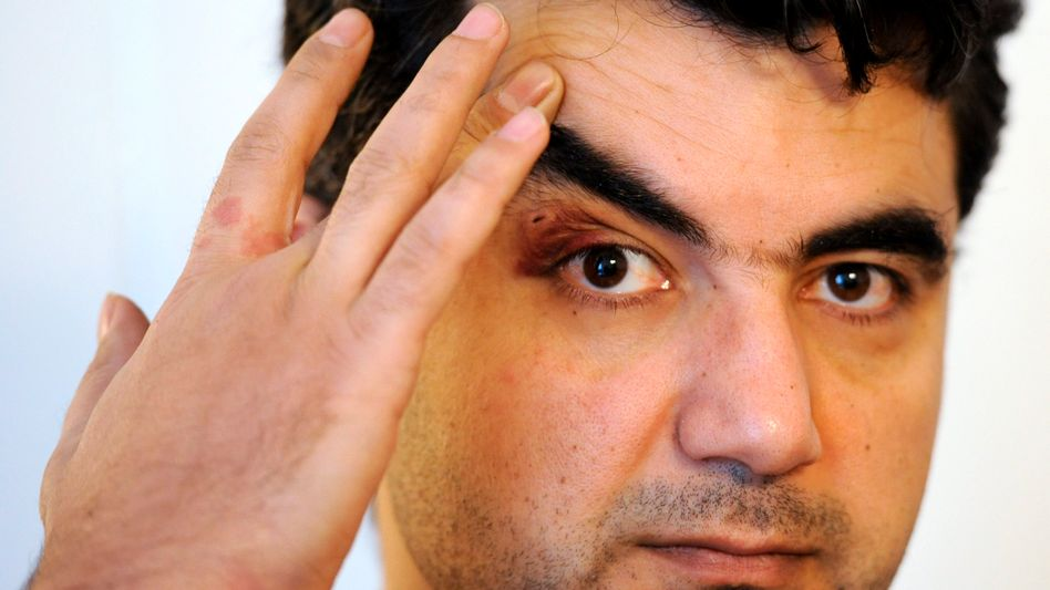 """Farhad Ahma: """"Die hätten meinen Tod billigend in Kauf genommen"""""""