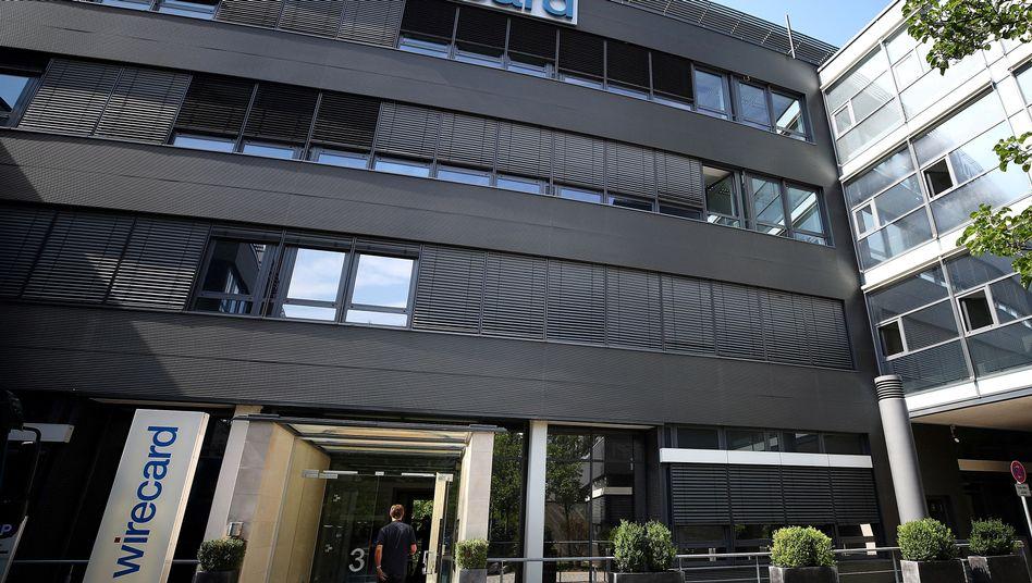 Firmensitz von Wirecard in Aschheim