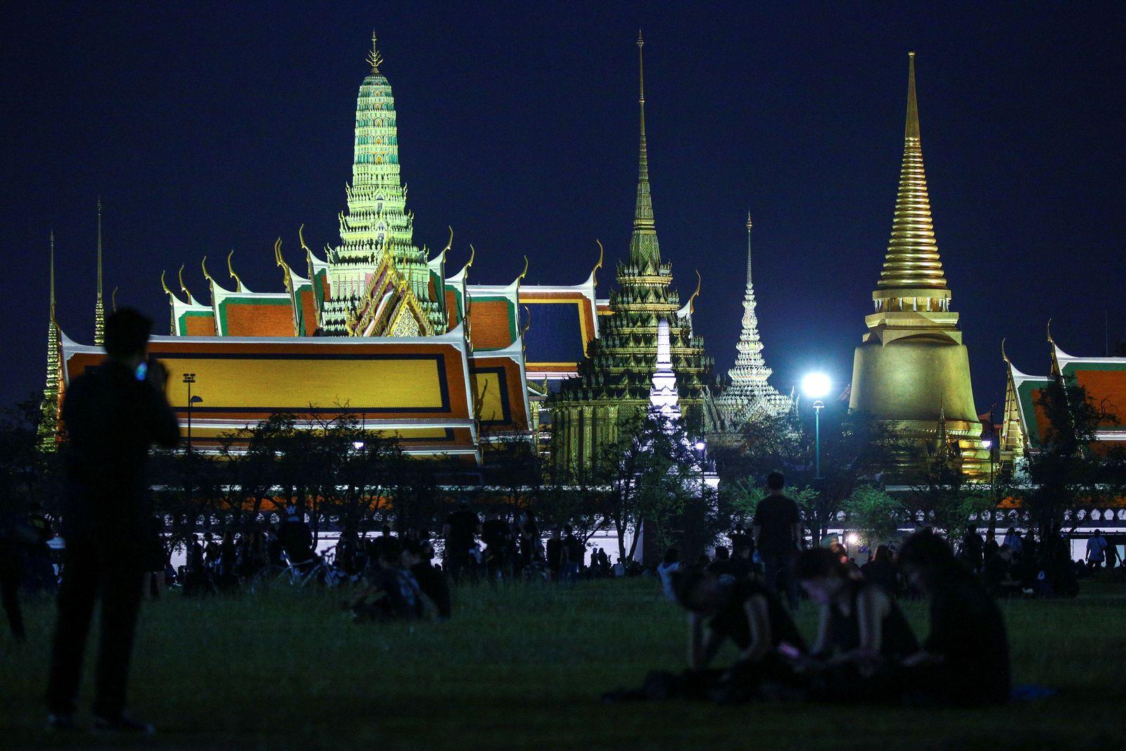 Bangkok / Großer Königspalast