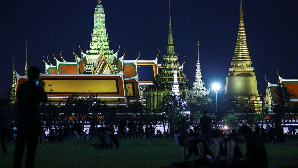 Großer Königspalast in Bangkok