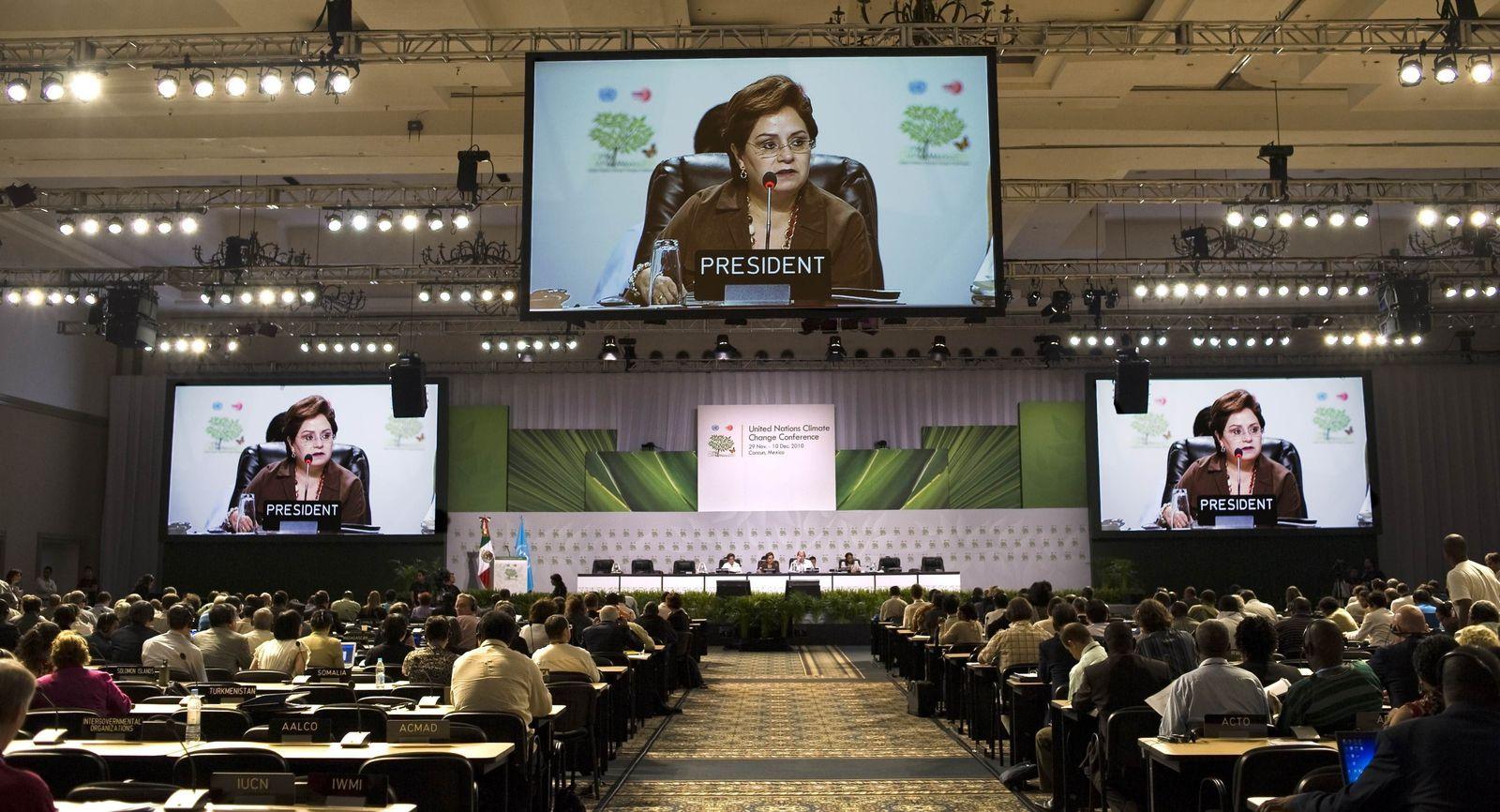 Cancun / Klimakonferenz / Klimawandel