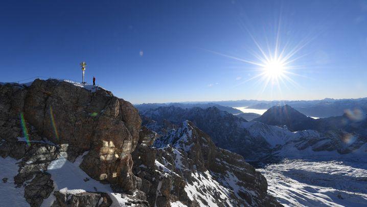 Stillstand in deutschen Skigebieten: Weiße Pisten, keine Skiurlauber