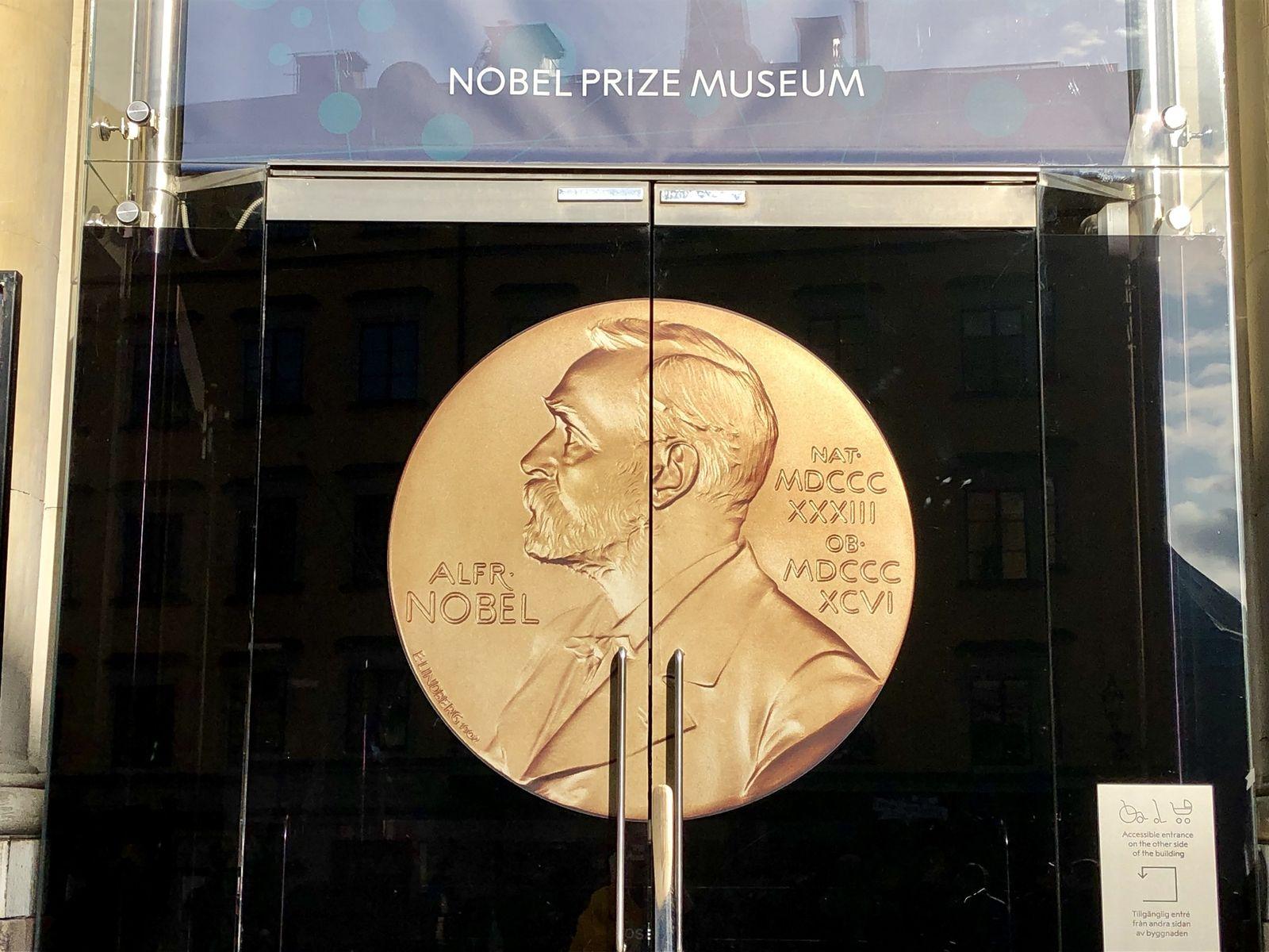 FÜR EILMELDUNGEN! Nobelpreis/ Nobelpreismuseum