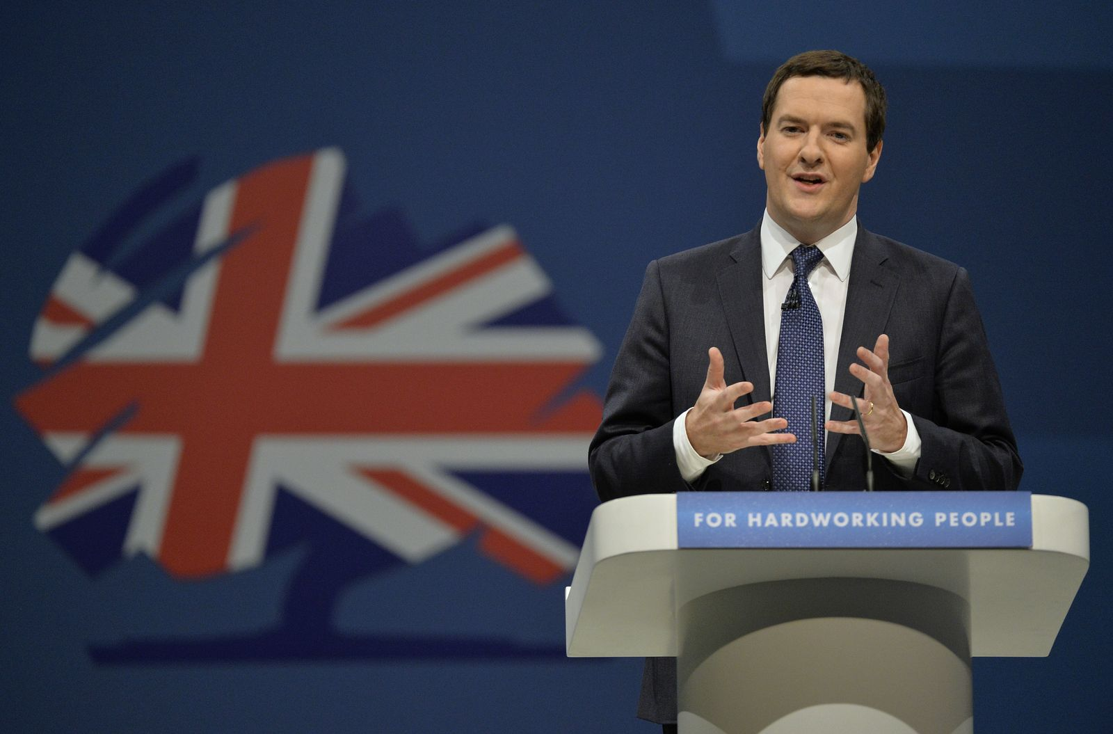 Osborne/ Parteitag