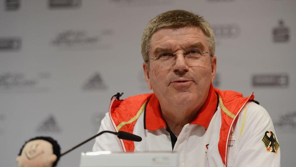 Sportfunktionär Bach: Bald IOC-Präsident?