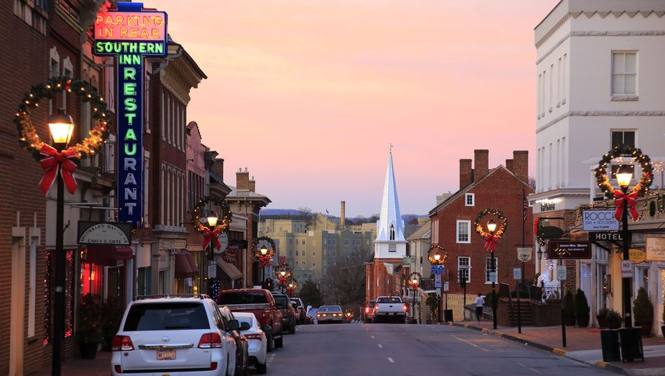 Lexington in Virginia (Symbolbild)