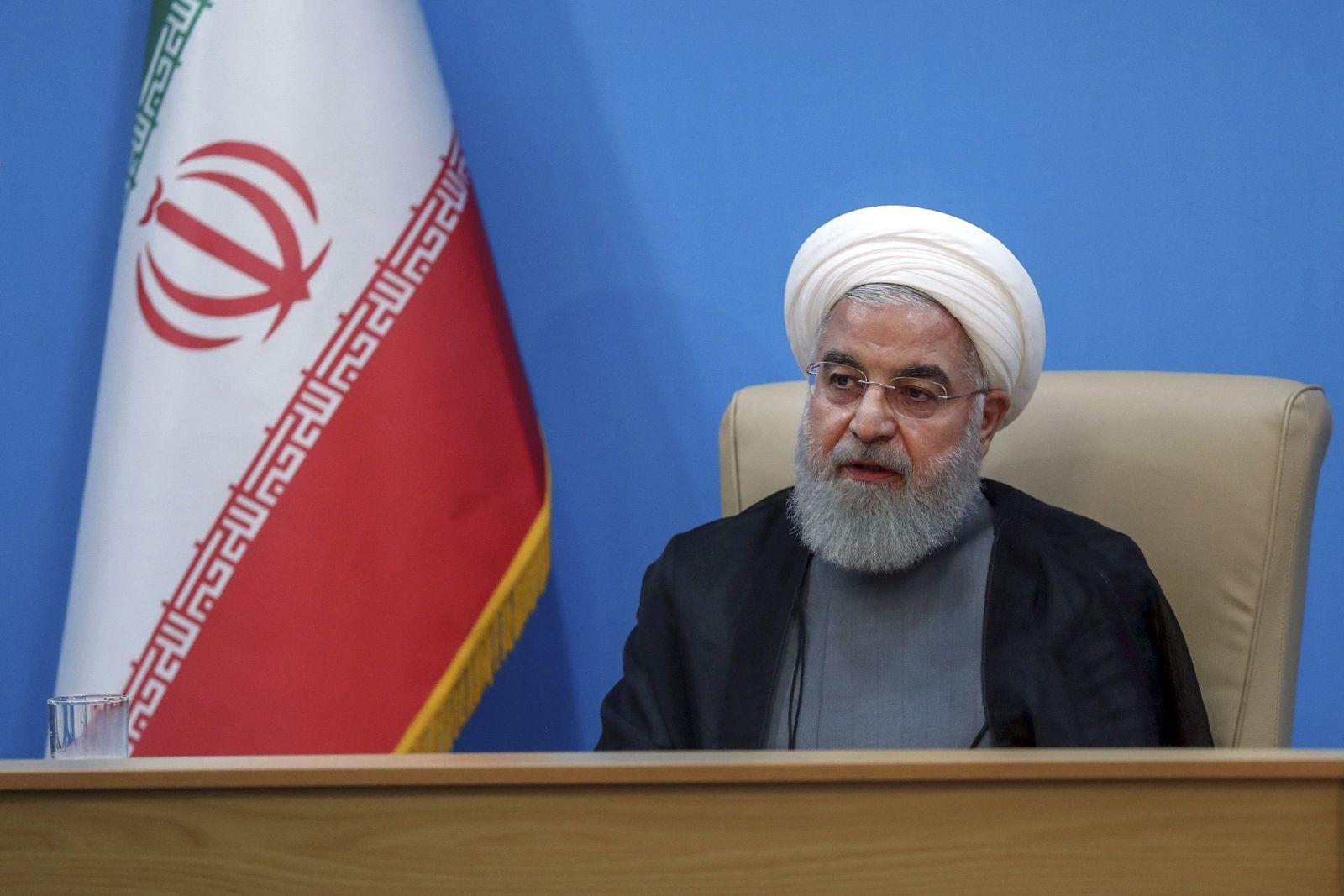 Entwicklung in der Iran-Krise/Rohani