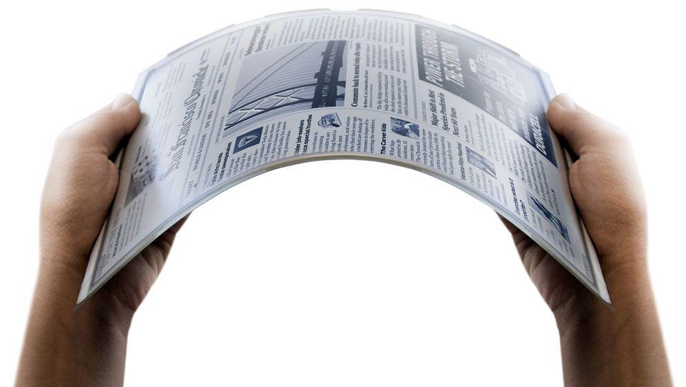 Das E-Book mit dem Biege-Display: Der Skiff Reader