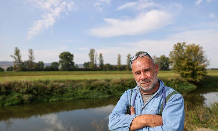 """Krokodil- und Alligatorexperte Heino Krannich: """"Das Flussgebiet animiert dazu zu halluzinieren"""""""