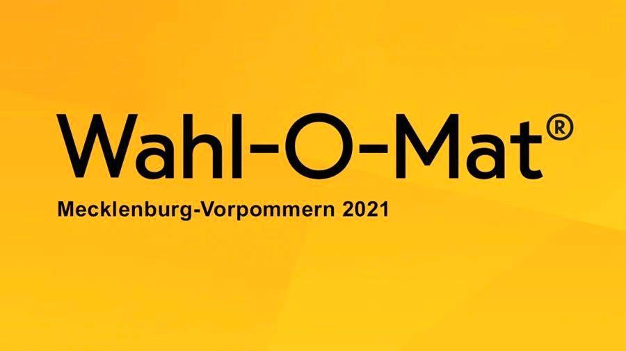 Wahl-O-Mat für Mecklenburg-Vorpommern