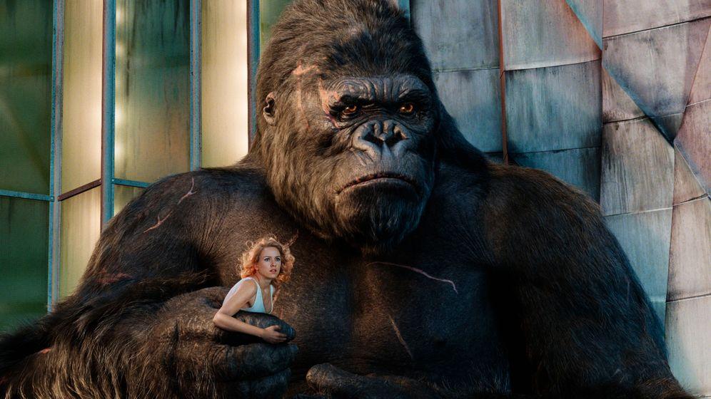 King Kong: Der alte Affe Angst