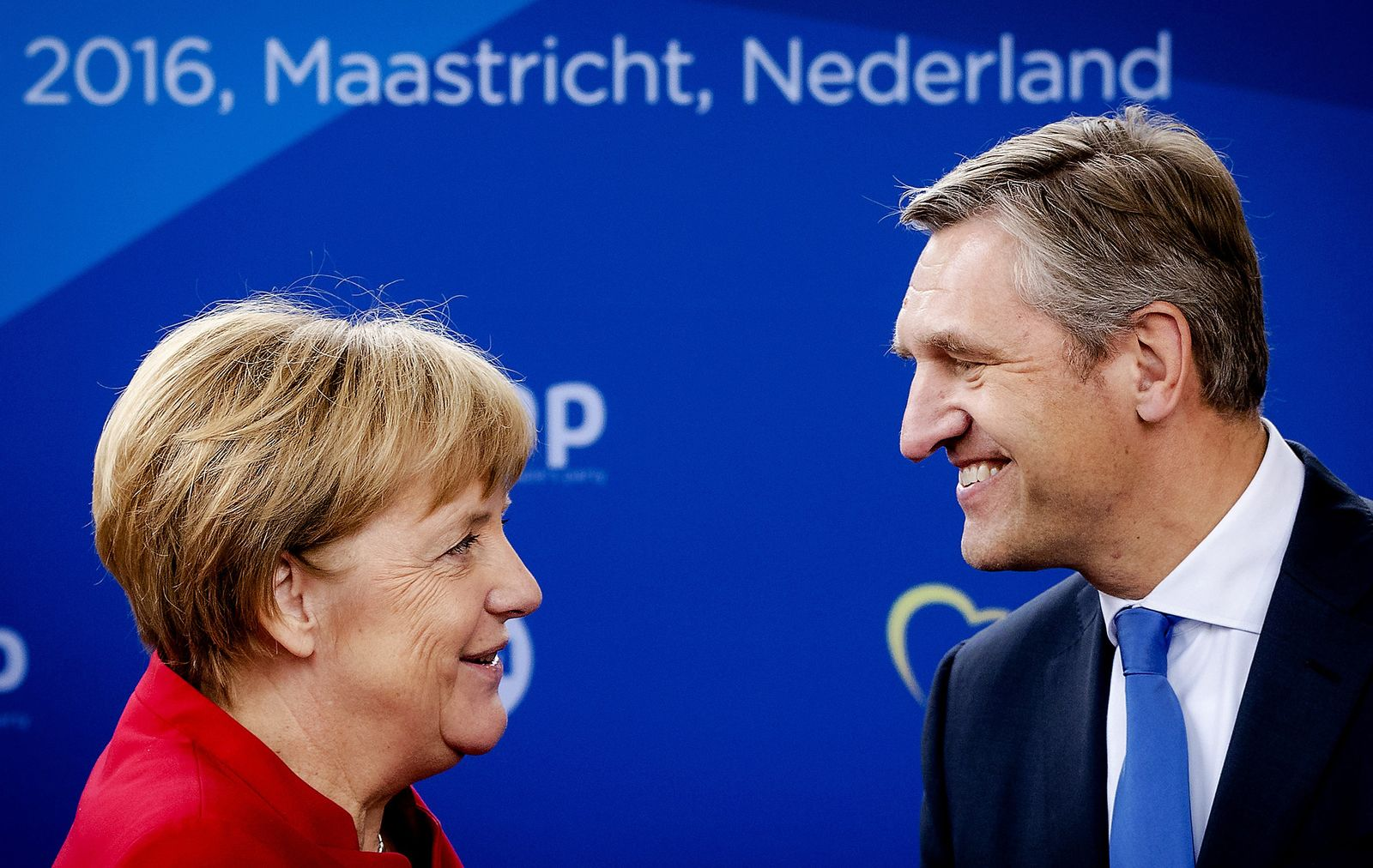 Christen Democratisch Appèl / Sybrand Buma CDA / Niederlande