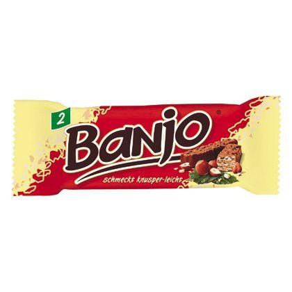 Banjo-Riegel von Mars: