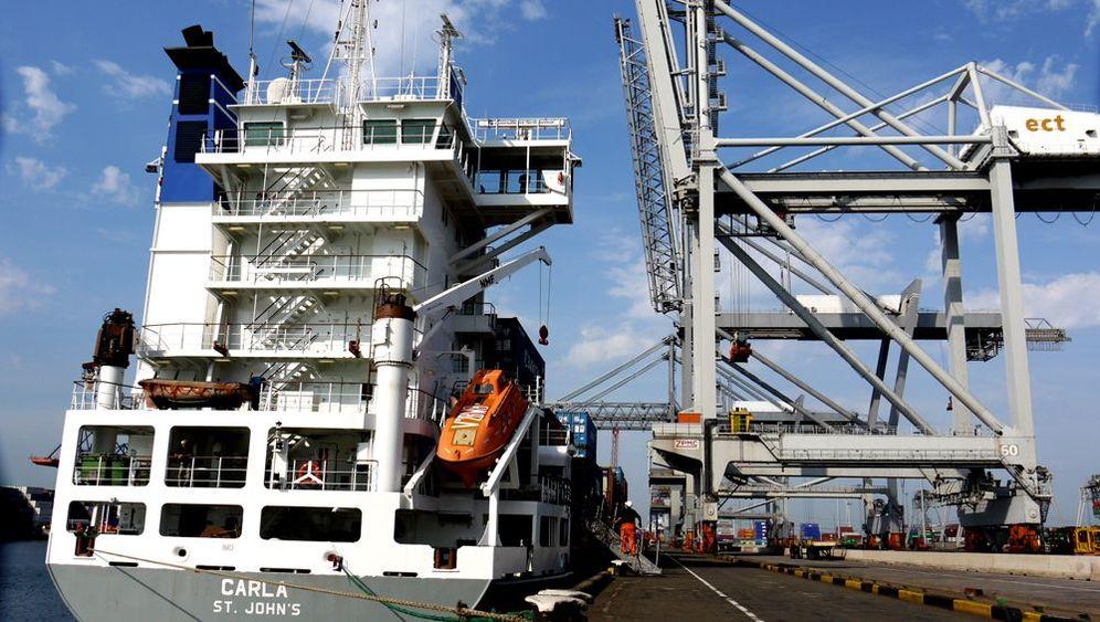 Nord- und Ostsee: Urlaub auf einem Containerschiff