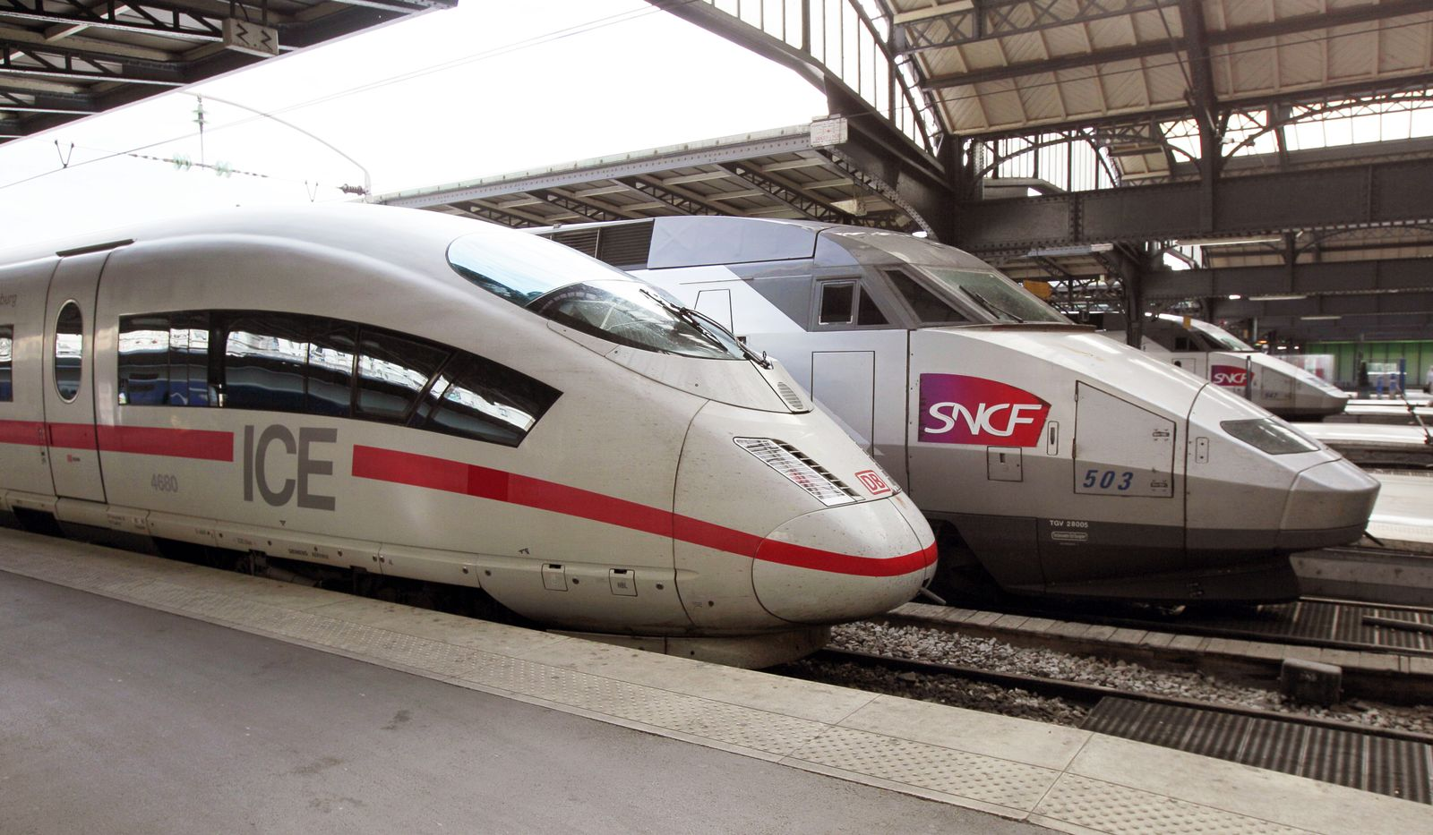 ICE Generation / TGV