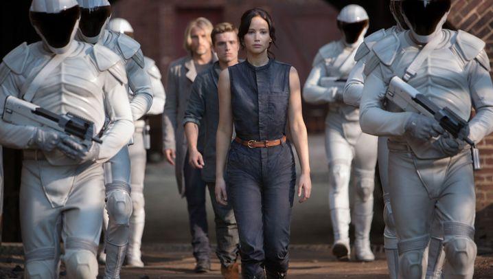 """""""Die Tribute von Panem 2"""": Feuer und Flamme für die Hunger Games"""