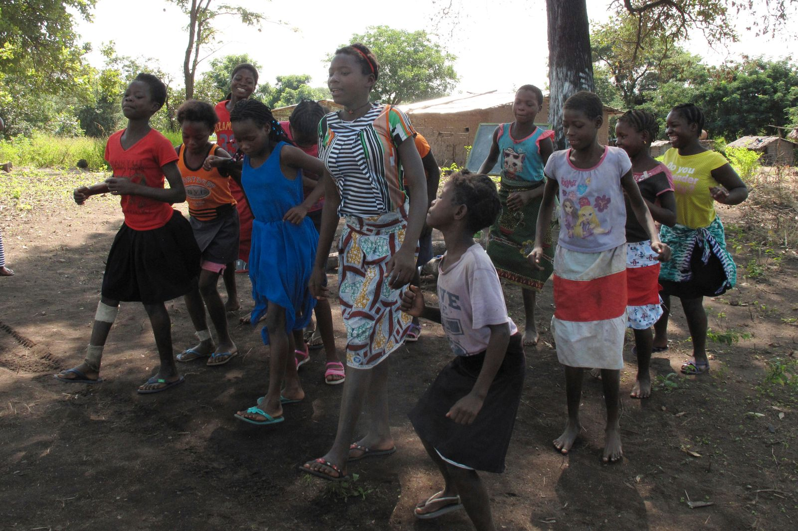 Mozambique Child Marriage